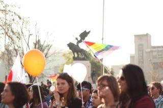 Algunas imágenes de la Marcha de la Igualdad 2012 2