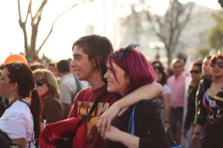 Algunas imágenes de la Marcha de la Igualdad 2012 3