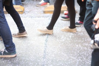 Algunas imágenes de la Marcha de la Igualdad 2012 4