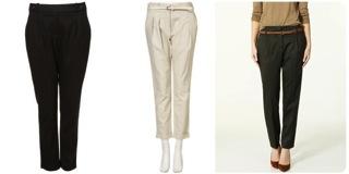 Los infames pantalones con pinzas 1