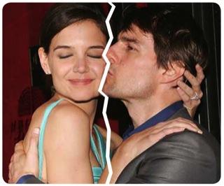 Katie Holmes y Tom Cruise se divorcian 3