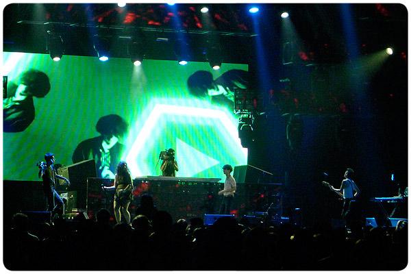 Tu banda chilena favorita en vivo 3