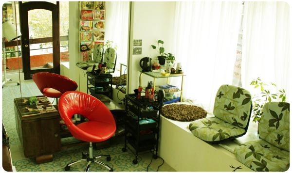 Manodegato: peluquería y discos en Providencia 3