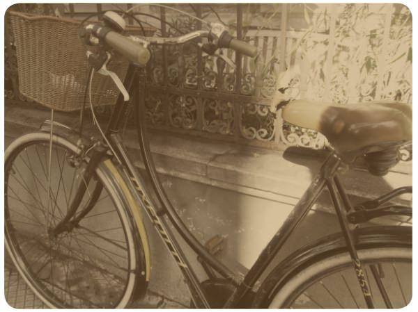 Objeto de deseo: la bicicleta 1