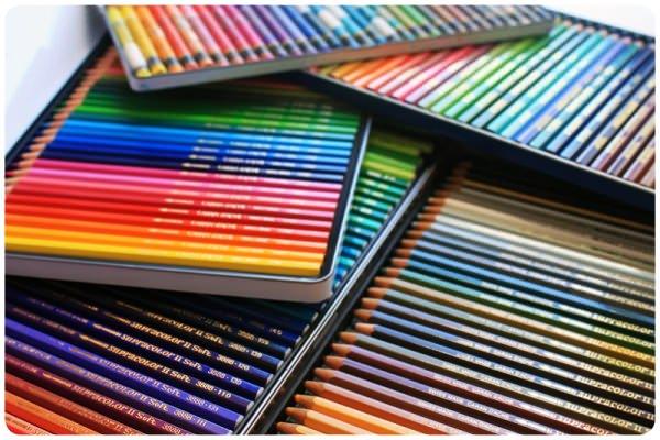 Objeto de deseo: lápices de colores 1