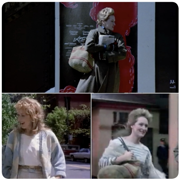 El look: Meryl Streep en películas ochenteras 1