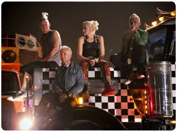 Settle Down, el nuevo video de No Doubt 3