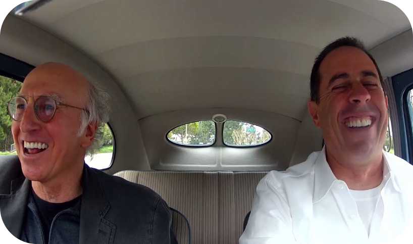 Comedians in Cars Getting Coffee: vuelve Jerry Seinfeld 1
