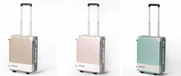 Objeto de deseo: maletas Pantone  1