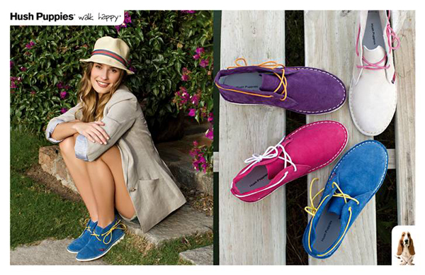 Viste STGO: Gana con Hush Puppies 1