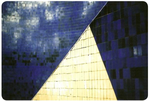 Los mosaicos del Metro de Santiago 2
