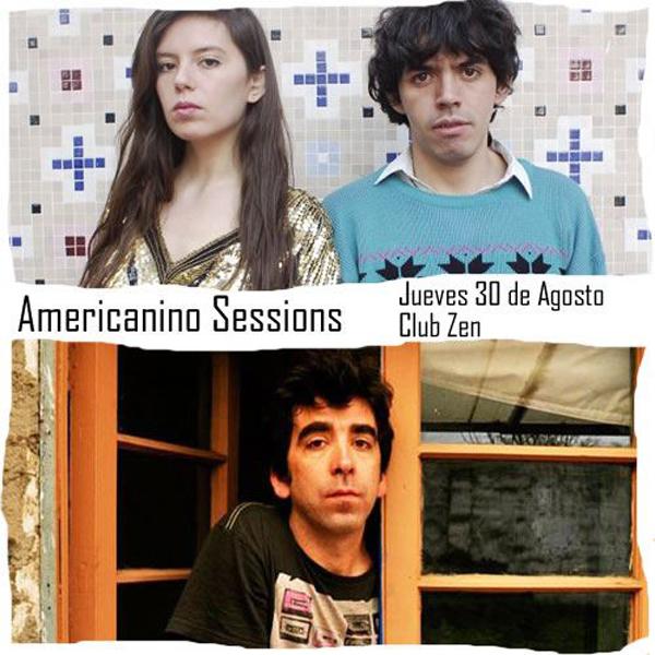 Hoy continúan las Sesiones Americanino en Club Zen 3