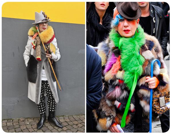 R.I.P. Anna Piaggi (1931-2012): Una visionaria de la moda 3