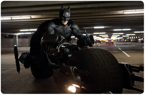 Finaliza la saga de Batman, The Dark Knight Rises 1