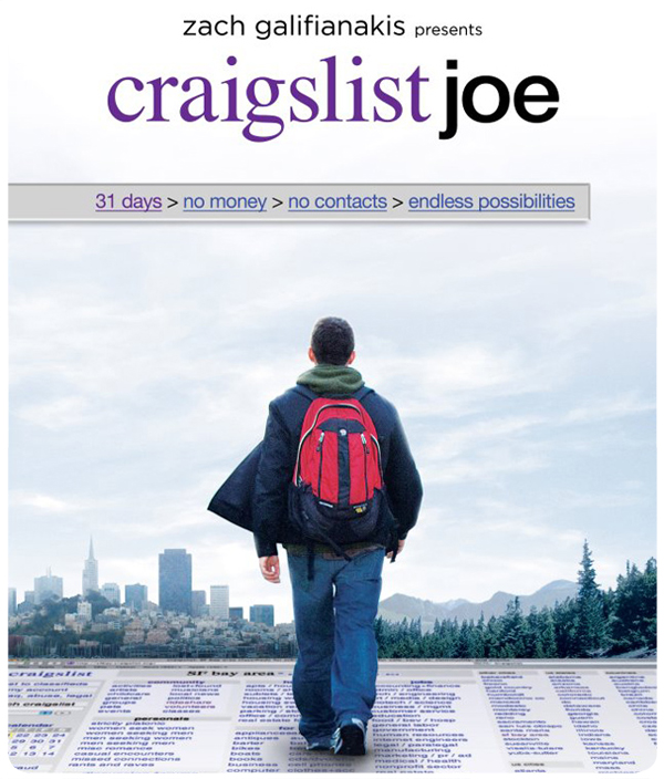El documental Craiglist Joe 1