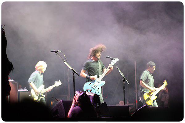 Foo Fighters para por un tiempo 3