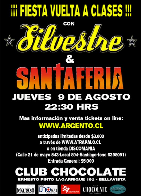 Silvestre y Santa Feria 3