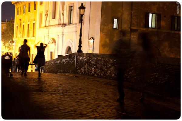 Álbum Zancada: sombras romanas 1