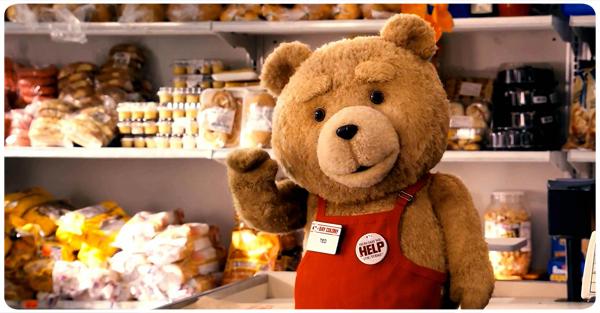 Ted: lo absurdo y divertido 3