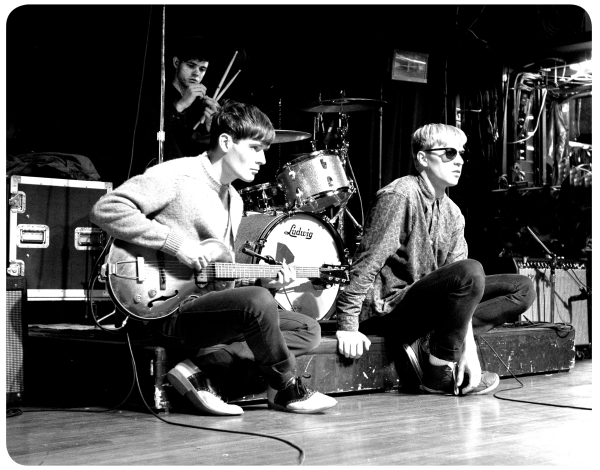 The Drums en Chile el 25 de octubre! 1