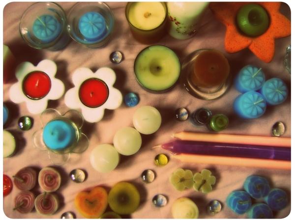 Objeto de deseo: las velas 3