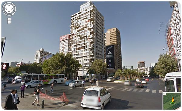 Google Street View en Chile 1