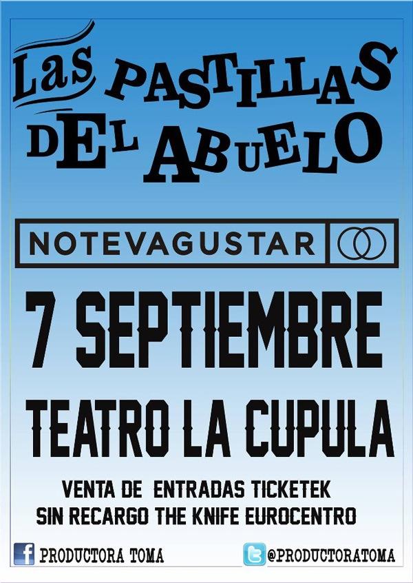Las Pastillas Del Abuelo + No Te Va Gustar 3