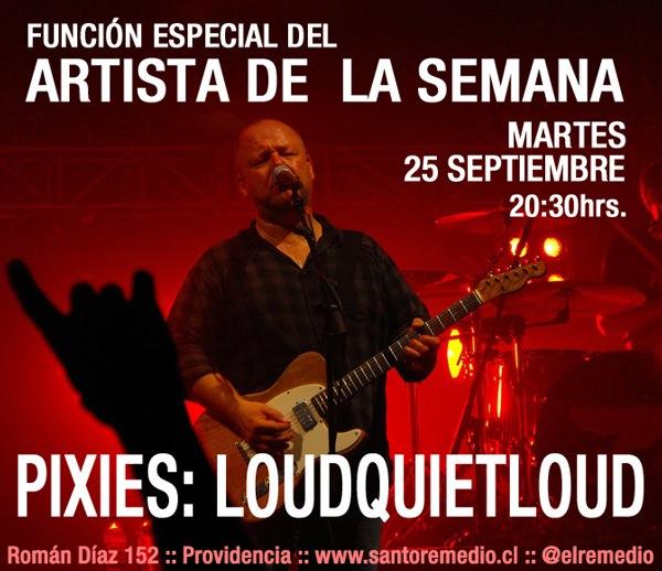 Pixies, artista de la semana en radio Horizonte 2