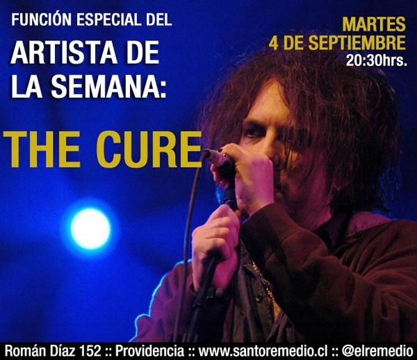 The Cure: artista de la semana 3