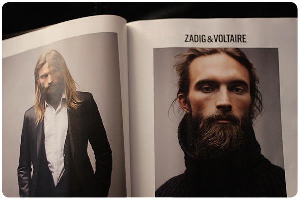Hombres con barba larga 1