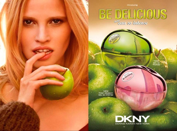 Be Creative, Be Delicious con DKNY 1