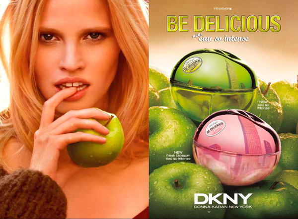 "Concurso digital ""Be Creative, Be Delicious"" DKNY 3"