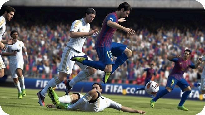 La banda sonora de FIFA 13 3