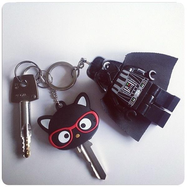Objeto de deseo: identificadores de llaves 1