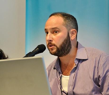 Conversación abierta con artistas Pablo León de la Barra y Camilo Yáñez 3