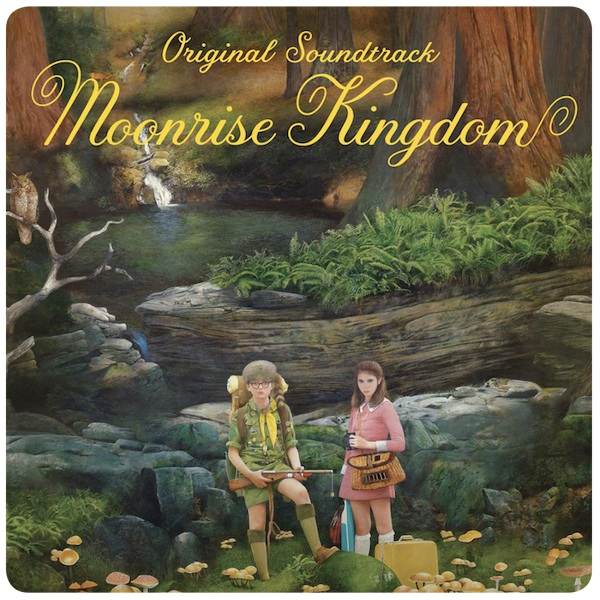 Por qué el soundtrack de Moonrise Kingdom es perfecto 1