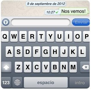 Whatsapp, casi mejor que Skype 1