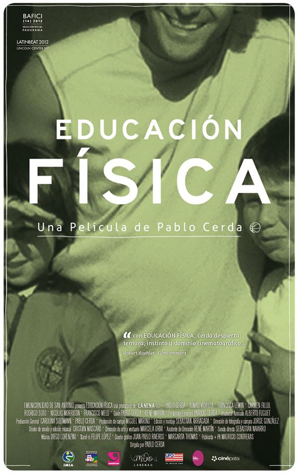 Estreno universal de Educación Física, la ópera prima de Pablo Cerda 3