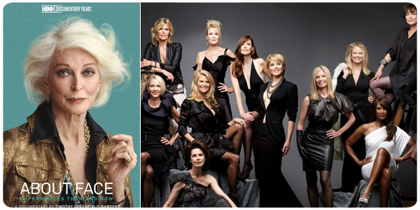 Documental HBO: About Face, Supermodels Then and Now   1