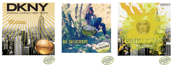 Be Creative, Be Delicious con DKNY 2