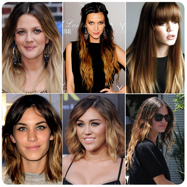 La moda ombre hair ¿bien, mal o mucho?  1