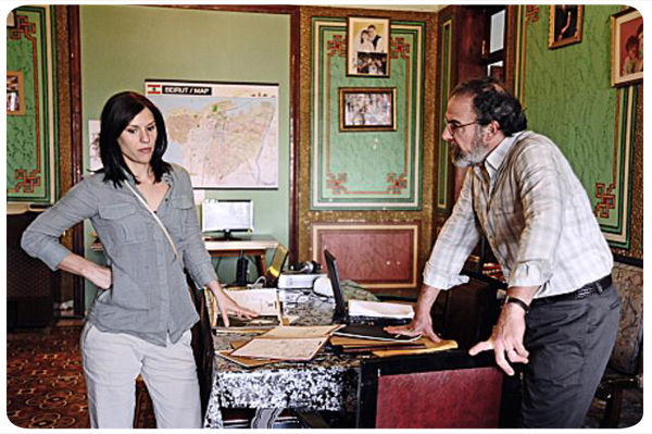 "Spoiler: Homeland S02E02, ""Beirut is Back"" 1"