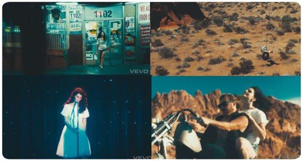 Ride, el nuevo video de Lana del Rey 1