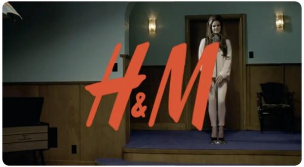 Lana del Rey y David Lynch juntos para H&M 3