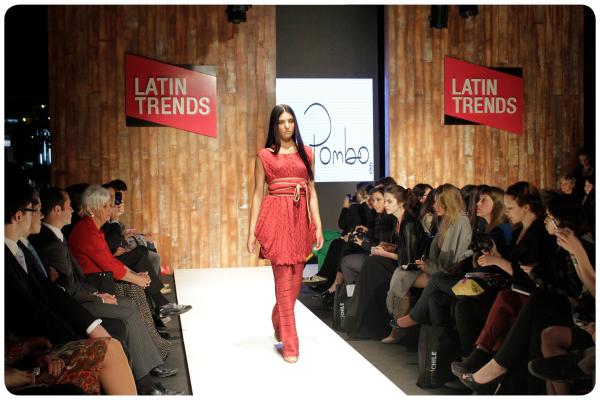 LatinTrends: un desfile de moda itinerante 1