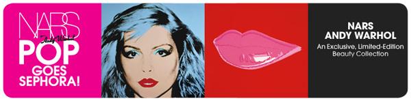 Objeto de deseo: Nars & Andy Warhol 9