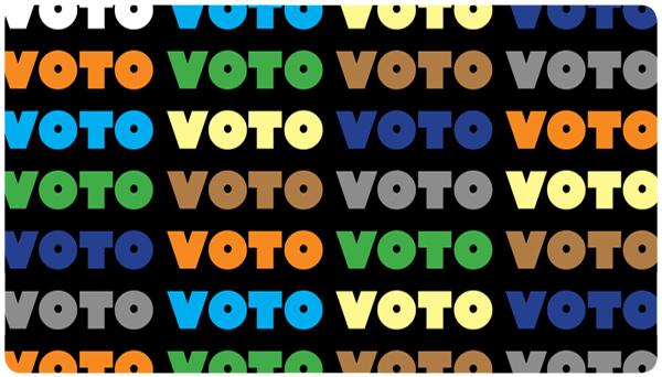 Los tipos de voto 3