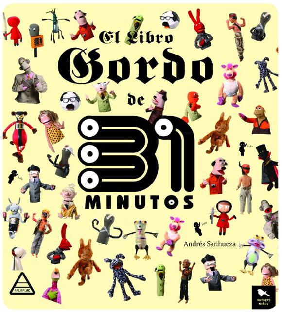 """31 Minutos presenta """"El Libro Gordo"""" 1"""