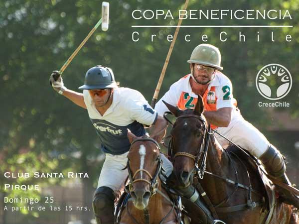 Copa Beneficencia CreceChile 3