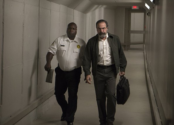 "Spoiler: Homeland S02E07, ""The Clearing"" 6"